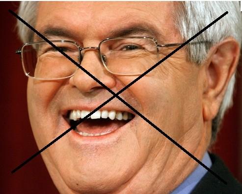 newt gingrich 2012. NO Newt 2012 – Gingrich